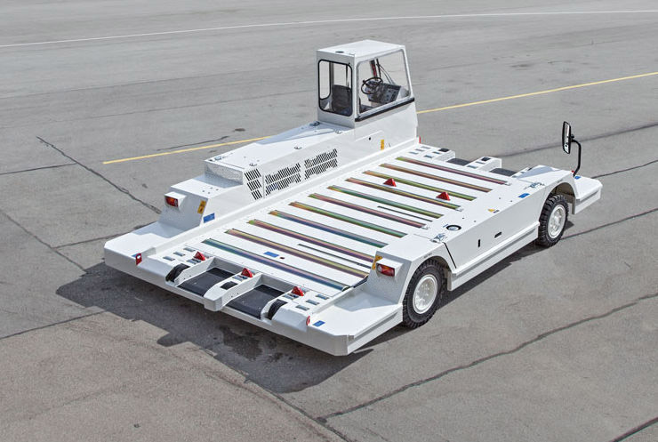 Транспортер паллет мультивен и транспортер